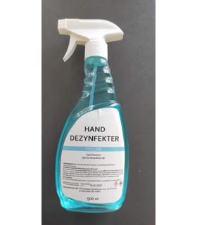 Płyn do dezynfekcji 500 ml